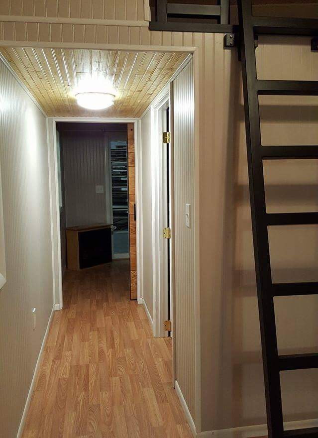 Loft and Hallway