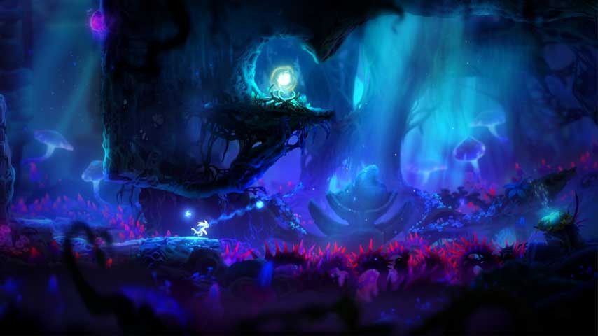 Moral of the Story is... is a cover of Gareth Coker's 'The Sacrifice' from Ori and the Blind Forest.