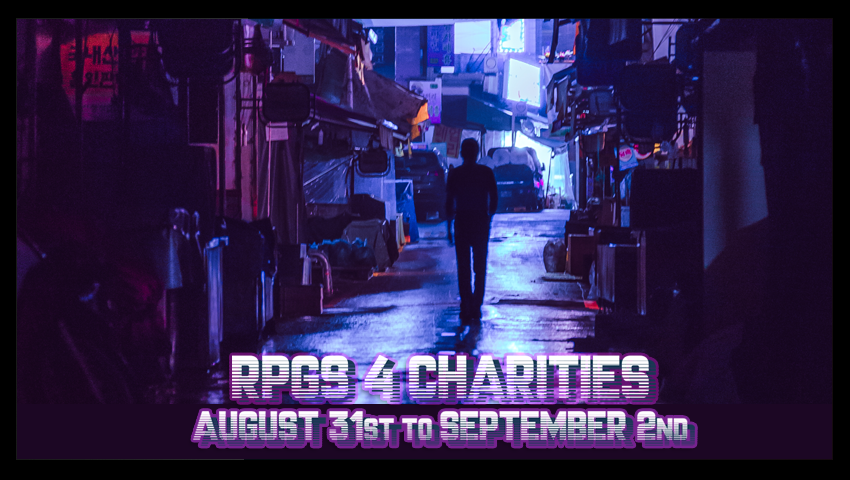 RPGs 4 Charities