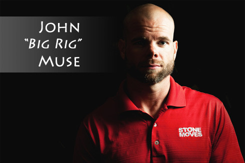 John Muse: Professional Route Setter Interview