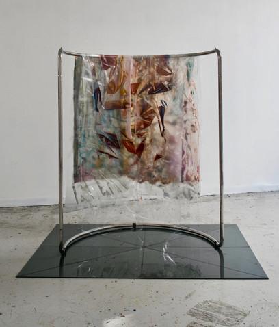 , Acrylic, Plastic, Plexi, Magnet, Shop Rack, 150 x 100 x 75 cm