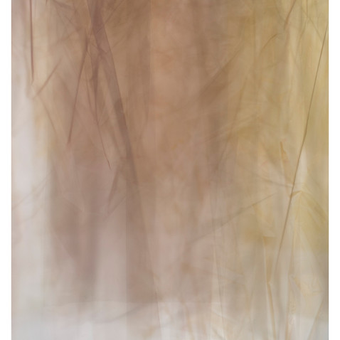 Utsnitt, Tranciennt, 2015 Acrylic, Plastic, Plexi, Magnet, Shop Rack, 150 x 100 x 75 cm