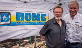 Home Heating & Cooling at Bend Summer Festival