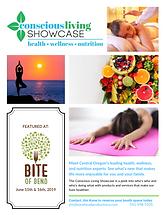 Conscious Living Showcase Poster (BOB).p