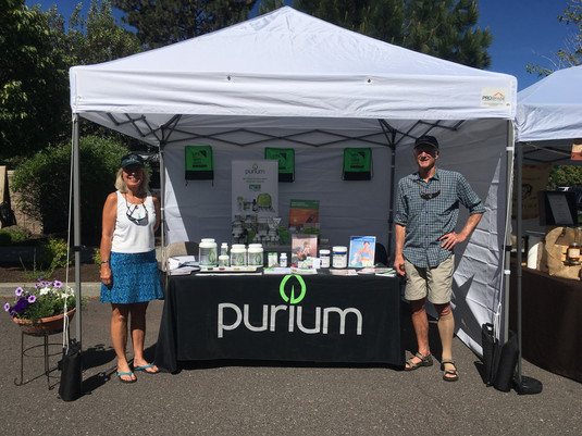Purium at NWX Farmers Market