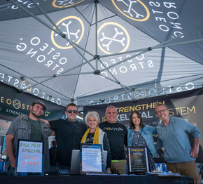 OsteoStrong at Bend Fall Festival