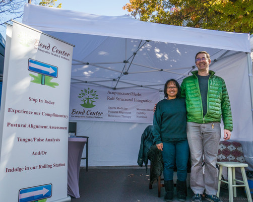 Bend Center for Integrative Health and Wellness at Bend Fall Festival