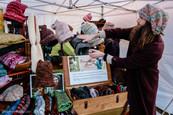 Beanie Cap Guys at Oregon WinterFest