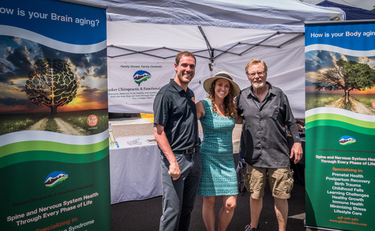 Plasker Chiropractic at Bend Summer Festival