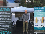 Empower Chiropractic at NWX Farmers Market