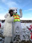 Polar Bear and Ice Queen