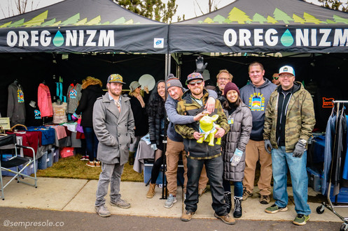 Oregonizm at Oregon WinterFest
