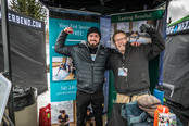Mobile Personal Training at Oregon WinterFest