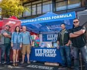 Fit Body Bootcamp at Bend Fall Festival