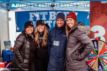 Fit Body Boot Camp at Oregon WinterFest