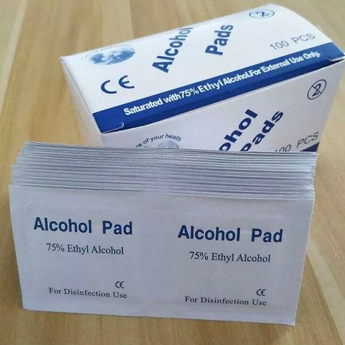 Alcohol Swabs 100pcs