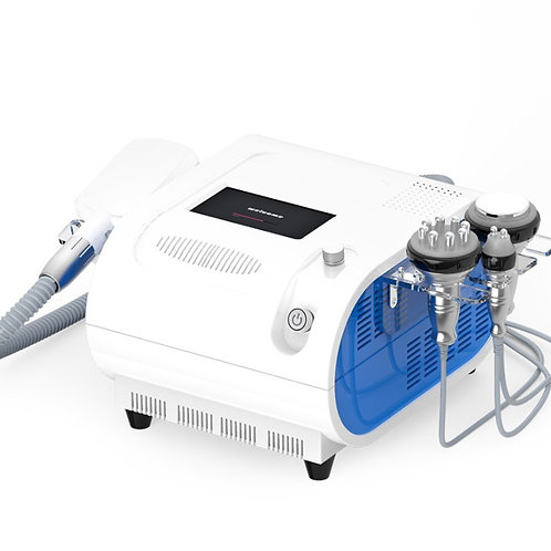 Fat freezing and cavitation machine