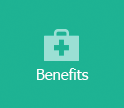 Button for self-serve benefits information