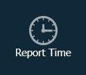 Button for reporting time worked.