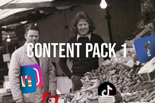 CONTENT PACK 1