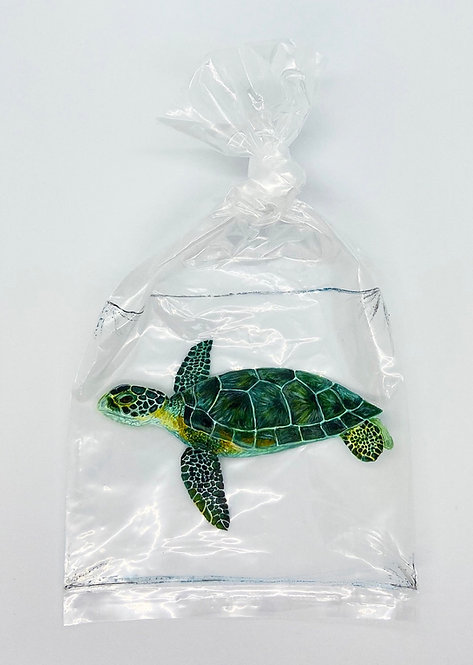 Green Sea Turtle (It's in the Bag Series)