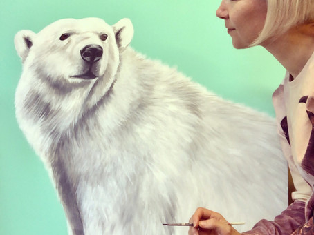New Polar Bear piece!