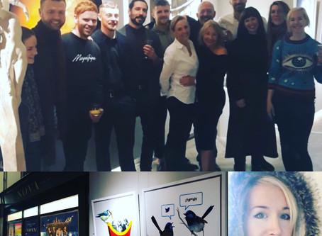 New Gallery 'Nova' in Leamington Spa