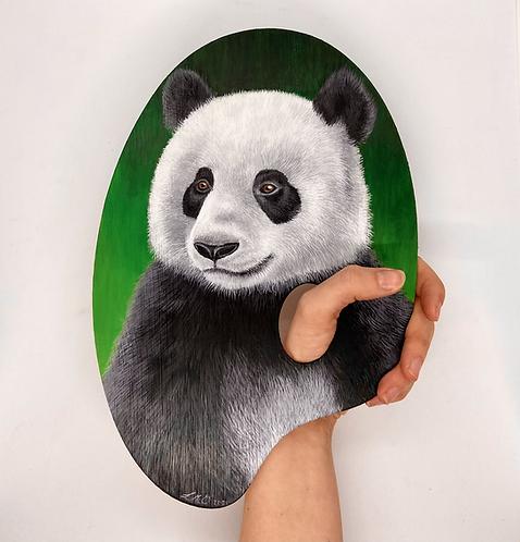 Nature is the True Artist Series (Panda)