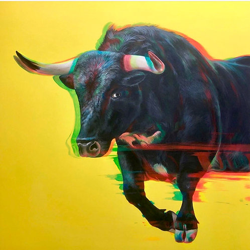 Bull Market (Dissolving the Ego) - SOLD