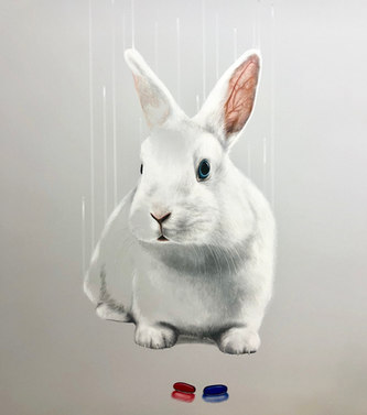 'Down_the_Rabbit_Hole',_giclee_on_Somers