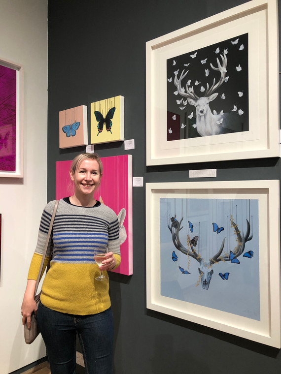 Art for Youth at the Mall Galleries