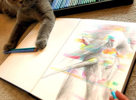 Sketchbooking....