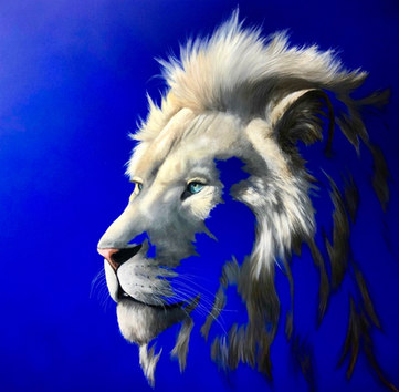 'King_of_a_Fading_Kingdom,_80x80cm,_£495