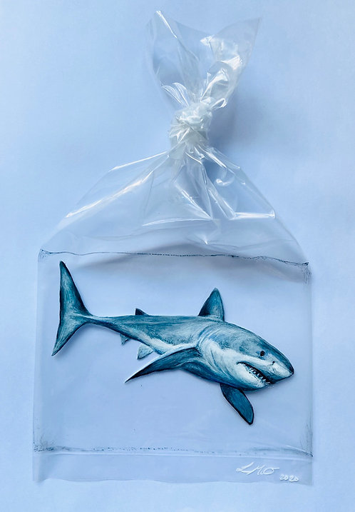 Great White Shark (It's in the Bag Series)