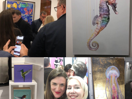Opening of Art Hub Gallery!