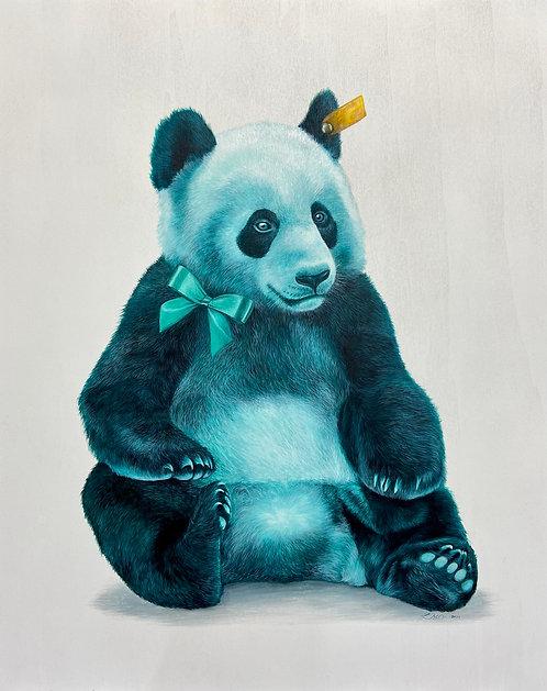 'The Real Thing III?' (Teddy Bear Series)