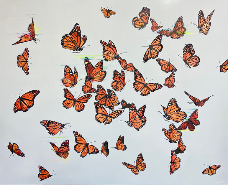 The Waking Dream' by Louise McNaught