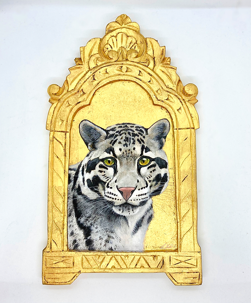 Second Coming Collection - Formosan Clouded Leopard