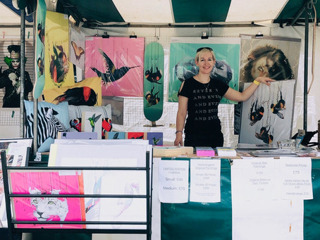 The Artrepublic Art Yard Sale!