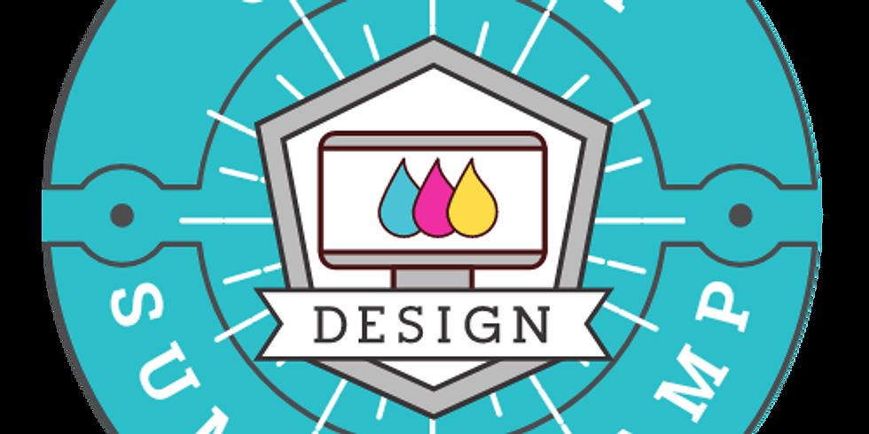Canva Design Summer Camp:  Retractable Banners