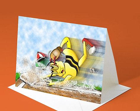 Birthday Card (Baseball)