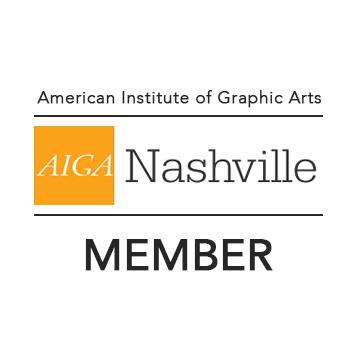 AIGA Nashville Member