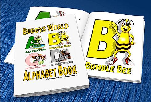 Alphabet Book (paperback)