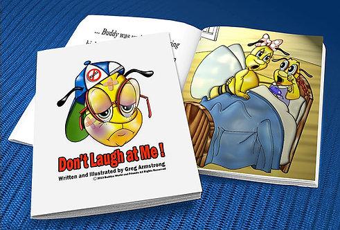 Don't Laugh At Me (paperback)