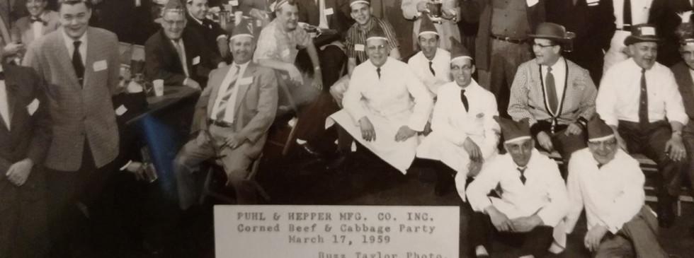 Puhl & Hepper Employees