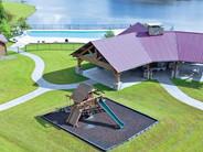 Swimming Pool, Pavillion & Playground