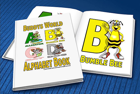 Alphabet Book (hardcover)