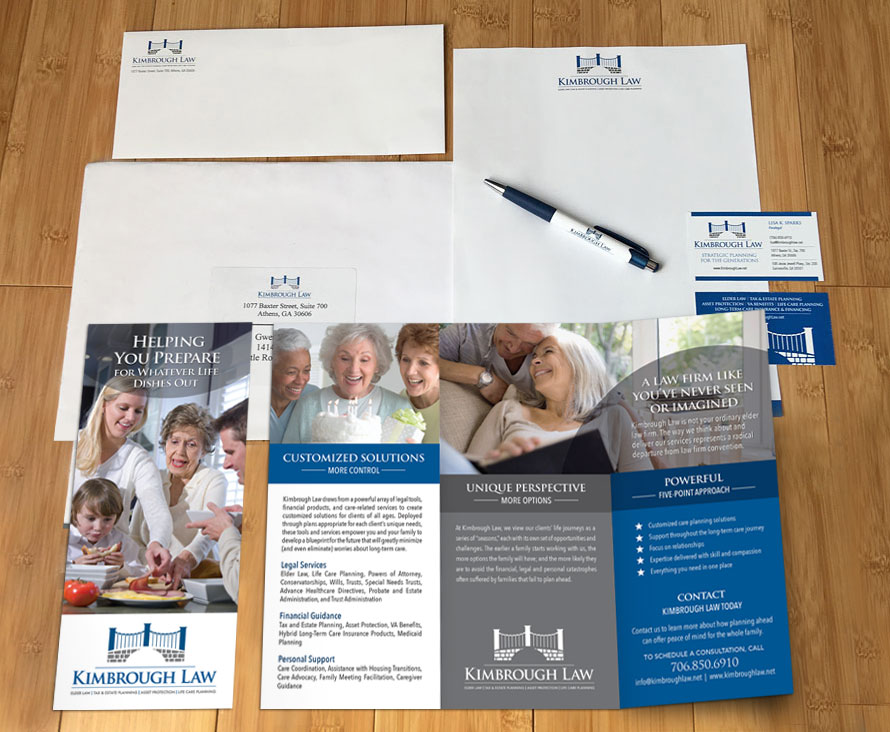 Logo Design & Print Materials