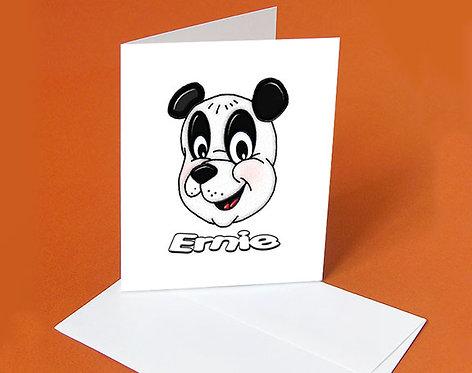 Blank Card (Ernie)