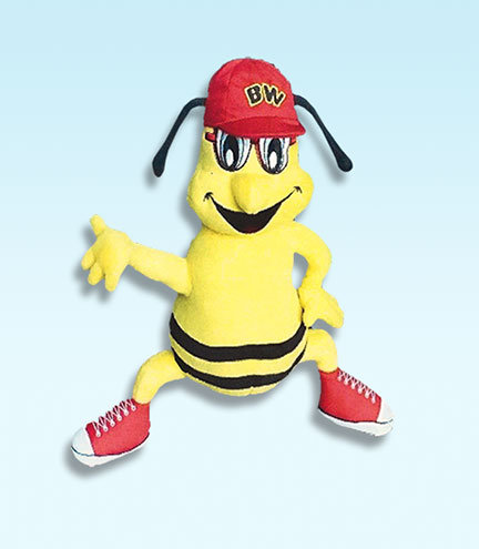 Buddy Bee Plush Toy